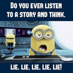 What do you think? Minions Love, Funny Minion, Minion Talk, Funny Cute, Hilarious, Funny Memes, Jokes, Fake Friends, Minions Quotes