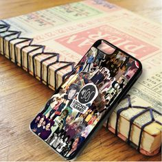 5 Second Of Summer Collage Band Music iPhone 6|iPhone 6S Case