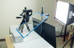 Setting up the glass reflector and flag for a high-key macro image · Photography LightingMacro ... & Copy board lighting setup for macro photography with a shoot ... azcodes.com