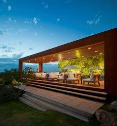 Isay Weinfeld : Fasano Las Piedras Resort Pool Lounge : Uruguay