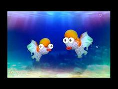 Two fish discuss their daily routines. Reviews the use of Spanish reflexive verbs. - created at http://goanimate.com/