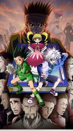 Hunter x Hunter: Greed Island (OVA) /// Genres: Action, Adventure, Shounen, Super Power