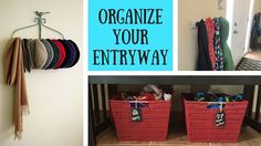 Call it what you want, the vestibule, mudroom, foyer, it's the first impression you have of a home and if you don't have a good organizational system. 5 Things, Things To Think About, Foyer, Entryway, Organizing, Organization, Drop Zone, Vestibule, Staying Organized