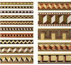 Free Wood Inlay Patterns | Inlay, Parquetry and Marquetry are not restricted to wood they may ...
