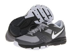 Nike Air One TR Wolf Grey/Dark Grey/Medium Grey/White - Zappos.com Free Shipping BOTH Ways
