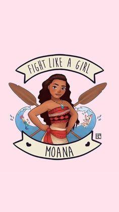 Moana iPhone Wallpaper