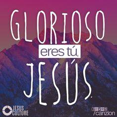 Disfruta #GloriosoEresTú (Your Name Is Glorious) de Jesus Culture, incluido en el álbum #EstoEsJesusCulture ➜ http://canzion.com/es/productos-musica/esto-es-jesus-culture-detail