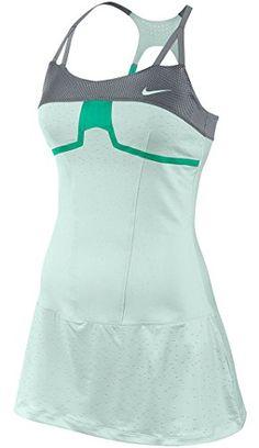 Nike Womens Premier Maria Sharapova Tennis Dress Mint Green