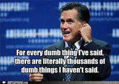 Image detail for -Mitt romney stupid