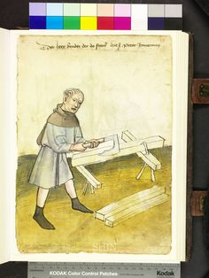 Mendel Housebook, Amb. 317.2° Folio 37 recto, c 1425, Nuremberg (Nürnberg)