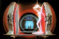Super Dump Of Vintage/Retro Science Fiction Art - Album on Imgur