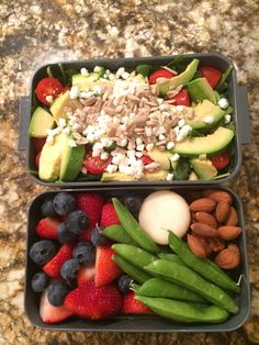 5-minute no-cook vegetarian bento box