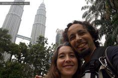 Kuala Lumpur - The twin towers