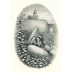 Kytice (Kytice) (1940) Illustration, Artist, Artists, Illustrations