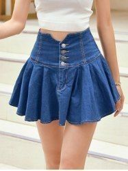 Fashion Pioneer with more than 200000 different style of clothes lower than average market price, offering Great customer service and shopping experience. Cute Skirts, Short Skirts, Short Dresses, Mini Skirts, Denim Fashion, Cute Fashion, Fashion Site, Skirt Outfits, Cute Outfits
