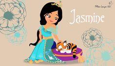 Young Jasmine