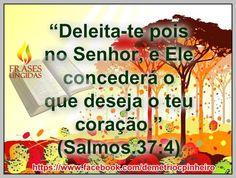 Deus Concederá Os Nossos Desejos!