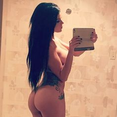 The Gorgeous @petajensen amazing naked #selfie!! #MustFollow #MirrorMonday #Model #Pornstar #Sexy #Busty #HotChicks #Babes #Booty #Ass #SideBoob #BigTits #brunette #Hottie #selfshot #naked #nude