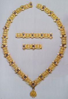 Spain, Golden Fleece Order, collar L. 128cm, pendant 35 x 27 mm, belonged to king Alfonso XIII, Spada Collection.