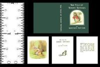 1:12 SCALE MINIATURE BOOK BEATRIX POTTER THE TALE OF TIMMY TIPTOES DOLLHOUSE