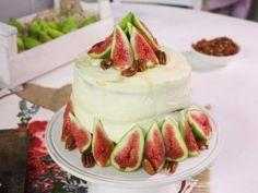 Torta de higos por virginiasar, me gusta la manera de hacer torta