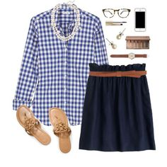 7 cute preppy outfits for summer to copy - Page 7