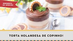 Torta Holandesa de Copinho - Receitas de Minuto #271