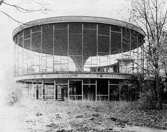 "Ресторан ""Васара"" Архитектор: Александрас Эйгирдас Паланга, Литва 1964 - 1967"