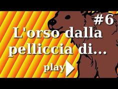 #6 L'orso dalla pelliccia di tappeto. Le favole per bambini raccontate di Daniele Castelletti. - YouTube