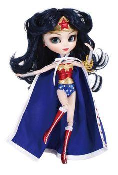 "Pullip Dolls Wonder Woman 12"" Fashion Doll Pullip Dolls,http://www.amazon.com/dp/B008HYYVBK/ref=cm_sw_r_pi_dp_dRritb0PSGEK4C4T"