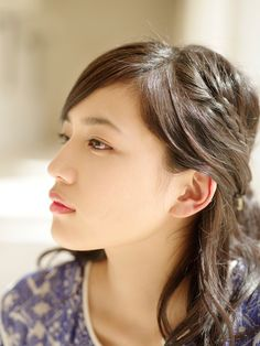 Kawaguchi Haruna / 川口春奈