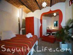 Petit Hotel d'Hafa in Sayulita Mexico