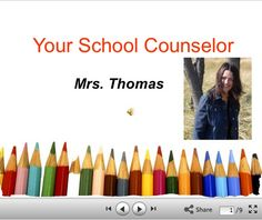 The Helpful Counselor: School Counselor Introduction Power Point   # Pin++ for Pinterest #