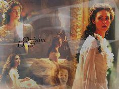 Christine Daae` has returned to you!