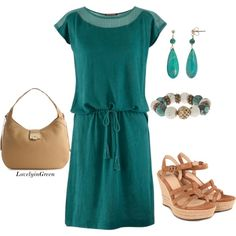 """Untitled #613"" by lovelyingreen on Polyvore"