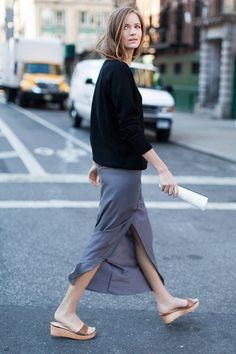 Tipo de faldas - Sarong
