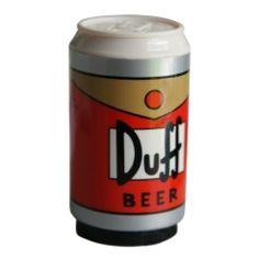 Décapsuleur Duff Beer forme canette