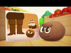 A table les enfants ! - La noix de coco - Episode en entier - Exclusivité Disney Junior ! - YouTube