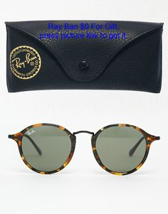 e38a68cef0357 Image 2 of Ray-Ban Round Sunglasses Lunette Ray Ban