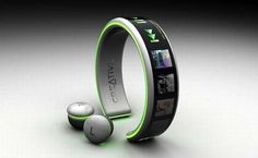 I can see running with this but I know I'll lose the earbuds in 45 seconds :(