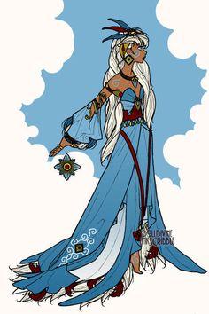 Princess Kida- Atlantis: The Lost Empire, Queen Kida - Atlantis: Milo's Return Disney Pixar, Kida Disney, Disney And Dreamworks, Disney Girls, Disney Animation, Princess Kida, Disney Princess Art, Disney Fan Art, Disney Love