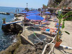 Conca dei Marini, Salerno, Italien