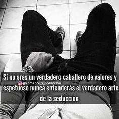 La seducción es un arte y como todo arte, tiene muchos malos artistas. #amor #novios #parejas #enamorados #reflexión #reflexiones #deseo #pasión #romance #seducción #romance_y_seduccion #erotismo #frases #relaciones #venezuela #españa #colombia #panama #mexico #uruguay #chile #paraguay #ecuador #honduras #argentina #puertorico #Chile