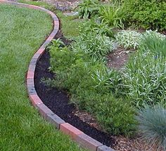 Choosing The Right Flower Bed Edging Is Almost As Important As Choosing The  Actual Flowers Themselves. There Are A Wide Range Of Edging Options  Available   ...