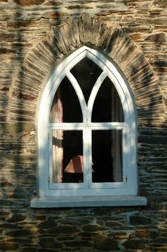 Double Gothic Casement Window Windows For Front Of House