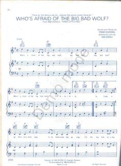 O Blog dos Violinistas: os Tres Porquinhos