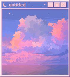 Anime Scenery Wallpaper, Aesthetic Pastel Wallpaper, Aesthetic Backgrounds, Aesthetic Wallpapers, Iphone Wallpaper App, Kawaii Wallpaper, Wallpaper Backgrounds, Purple Aesthetic, Aesthetic Art