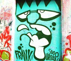 FRANKenstein - Graffiti - Street Art by NicNik Designs