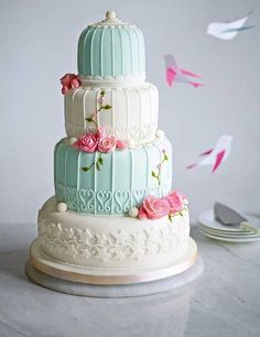 Would be beautiful for a baby shower or to celebrate the birth of a baby