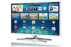Samsung UE50ES6710 50-inch Widescreen Full HD 1080p 3D Smart TV with Built-in…